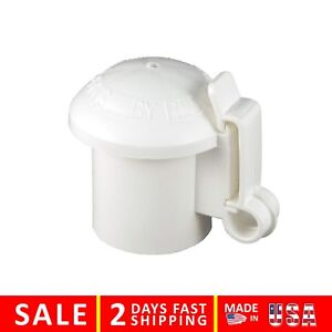 T post Safety Cap Insulator For 1 25 And 1 33 T posts White 10 Count