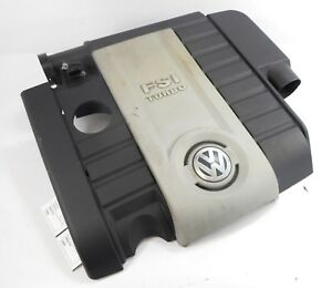 06 08 Vw Volkswagen Passat 2 0l Air Cleaner Filter Housing Box Oem