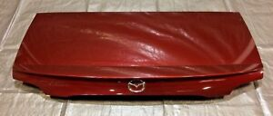 2006 2015 Mazda Mx5 Miata Appearance Package Trunk Lid Copper Red Nc019
