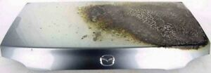2006 2015 Mazda Mx 5 Miata Mx5 Nc Trunk Lid Deck Panel Paint Fire Damaged Mx 5