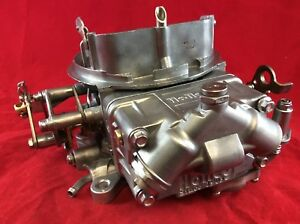 Rebuilt Holley List 4412 3 0867 500cfm Street Performance Race 289 302 350 351w