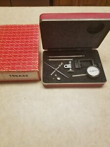 Starrett No 196 Dial Test Indicator Dial Indicator 196a5z