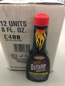 Casite Super Octane Booster 12 Pack Free Shipping