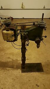 Vintage Atlas Drill Made In Usa