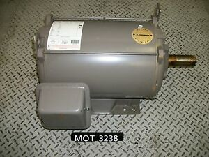 Ao Smith 20 Hp M504 S286t 3 Phase 2 Speed Electric Motor mot3238