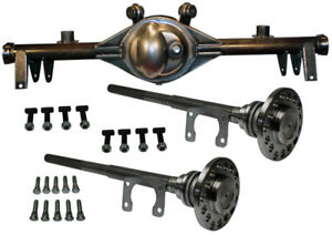 Ford 9 Inch 1968 72 Chevelle A body Rear End Housing Kit With 31 Spline Axles