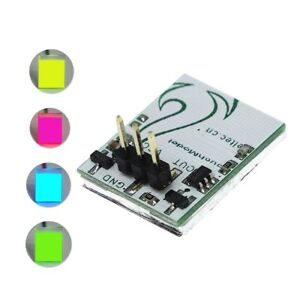 2 7 6v Httm Htds scr Capacitive Anti interference Touch Switch Button Module