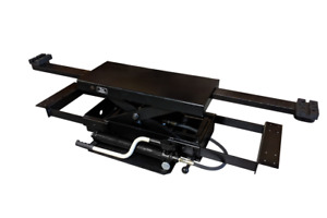 New Titan Heavy Duty 3 500 Lbs Sliding Bridge Jack For 4 Post Auto Lift