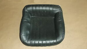 93 96 Firebird Trans Am Graphite Leather Rear Lower Seat Bottom 1021 6