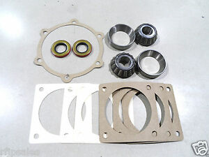 Ww2 Military Dodge Wc 3 4ton 6x6 Braden Winch Mu2 Bearing Gasket Seals Set
