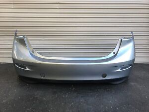 2014 2015 2016 Mazda 3 Sport Sv Touring Grand Touring Rear Bumper Cover Oem