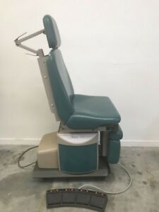 Ritter Midmark 75e 319 Power Exam Chair Table Reconditioned