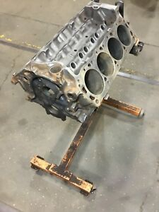 1974 Ford 302 Bare Block D4de 6015 ba Stock Bore We Ship