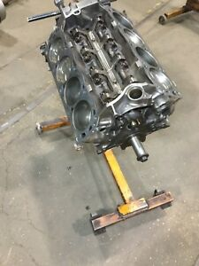 Ford 5 0l Roller Short Block Low Miles With Crosshatch 302ci Engine We Ship