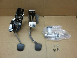 New Clutch Pedal Assembly Used Manual Brake Pedal Fit Nissan 240sx S14 95 98