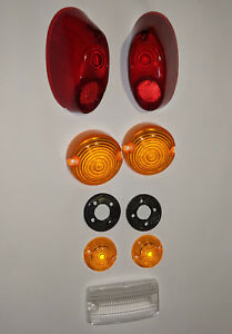 Subaru 360 Sedan Microcar Lens Set Reproduction