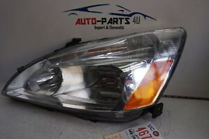 2003 2007 Honda Accord Coupe Lh Halogen Headlight 2004 2005 Uc46774 Aftermarket