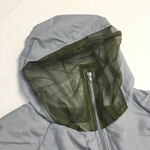 Meneatha Safety Clothing Beekeeper Jacket Camping Mesh Net Mosquito Insect Bug