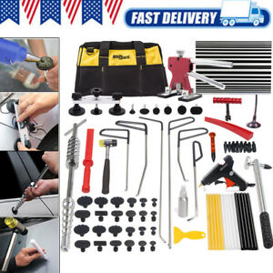 Tools Pdr Paintless Dent Repair Glue Hammer Hail Removal Slide Lifter Puller