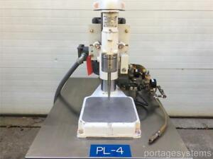 Kinetic Dispersion Corp The Kady Mill Model L 5 Horse Power Disperser