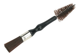 Solvent Resistant Bristles Parts Cleaning Brush 300mm Long