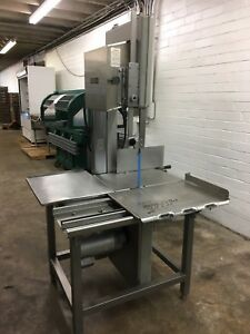 Hobart 5801 Vertical Meat Bone Band Saw