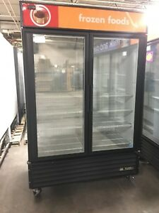 True 2 Door Freezer Gdm 49f Cabinet 7455678