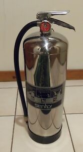 Sentry 2 1 2 Gallon Water Fire Extinguisher Model Sy 0262 industrial Use 2a