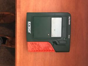 Used Extech Formaldehyde Monitor Fm100 Indoor Air Quality Meters