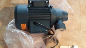 Clear Water Pump Qb80 110v 1hp New
