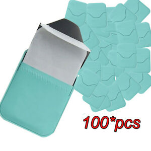 100pcs Dental X ray Film X Ray D Speed Size 2 For Bright Room Reader Scanner