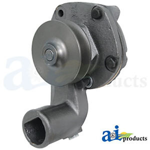 Tractor Water Pump Fits Farmall 130 W c123 Engine 200 230 240 With C123 Engine