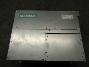 Siemens Simatic Box Pc 840 V2 6es7647 6md33 0ck0 tested
