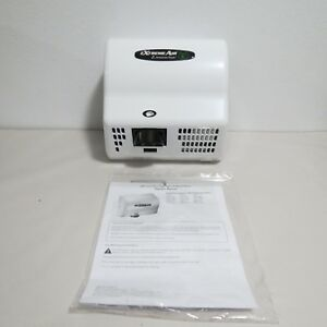 American Dryer Ext7 Extreme Air Surface Mounted Hand Dryer White
