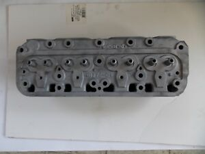 Farmall International Harvester H Engine Distillate Cylinder Head 8776 d