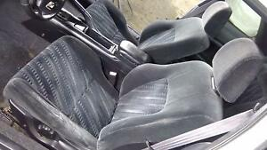 97 01 Honda Prelude Seat Set Front And Rear