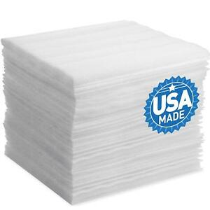 Foam Wraps Dat 12 X 12 Foam Wrap Sheets Cushioning For Moving Storage Packing