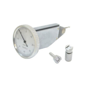 008 Vertical Dial Test Indicator 0 4 0 0001 Graduation Tool Mechanic Scale