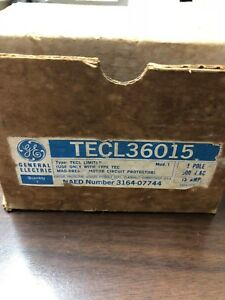 Ge Tecl36015 Current Limiter