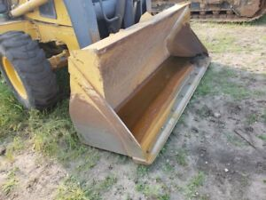 John Deere 310sk Backhoe Loader Bucket 1 3 Cubic Yards Oem At308080