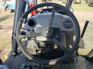 John Deere 310sk Backhoe Tilt Steering Column W wheel Less Steering Valve