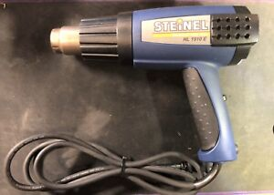 Steinel Hl 1910 e Heat Gun Ergonomically Designed Heat Gun Continuously V temp