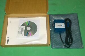 National Instruments Ni Usb 8473s High Speed Usb Can Interface 2919