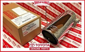 2012 2021 Toyota Tundra Chrome Exhaust Tip Genuine Oem fast Ship Pt932 34160