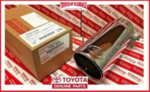 2012 2019 Toyota Tundra Chrome Exhaust Tip Genuine Oem Pt932 34160 Fast Ship