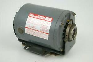 Dayton Electric Motor 1 2hp 1725 Rpm 115 230v 3k090