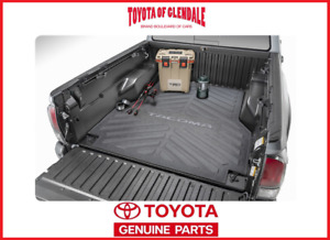 2005 2020 Toyota Tacoma Bed Mat 5ft Short Bed Only Genuine Oem Pt580 35050 Sb