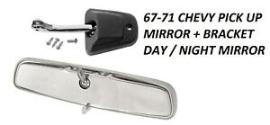 Inside Mirror 10 Day Night Interior Mirror Gm Rear View Mirror New Chevelle Gto