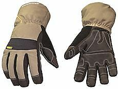 Youngstown Waterproof Winter Xt Insulated Gloves With Extended Gauntlet Cuffs S
