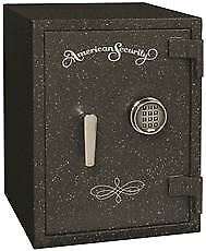 Amsec U l Liste 2hr Fire Safe With Esl10xl Electronic Lock